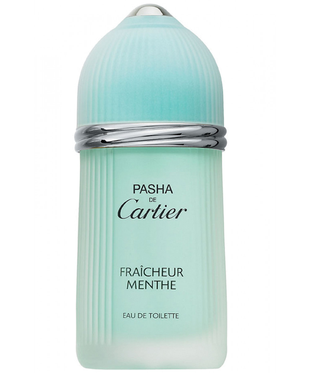 Cartier  Pasha Men Fraicheur Menther