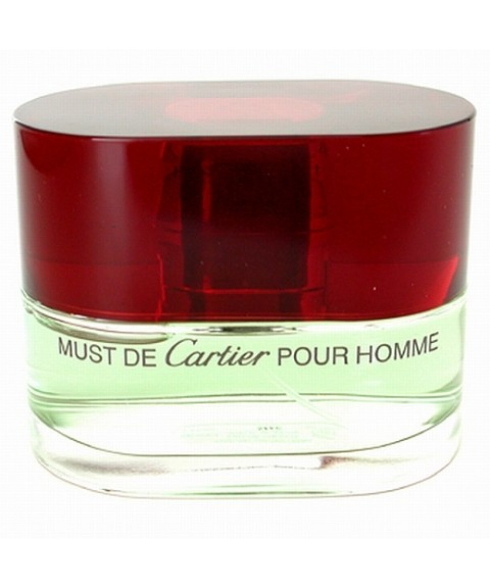 Cartier  Must De  For Men