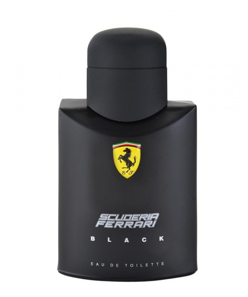 Ferrari Black Scuderia