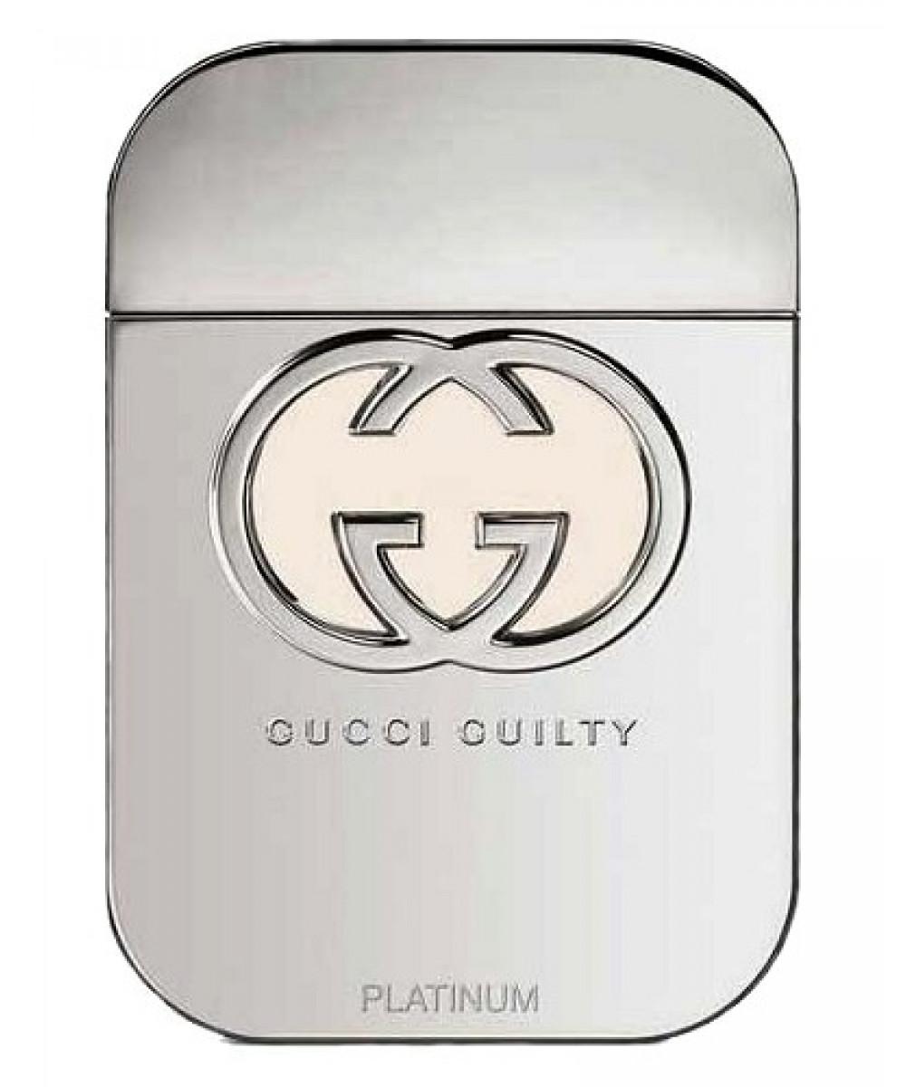 Gucci Guilty Platinum Pour Femme