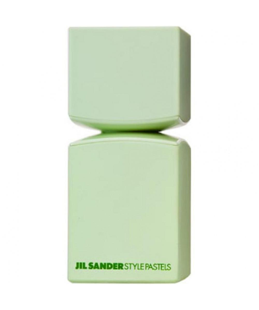 Jil Sander Style Pastels Tender Green